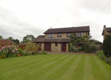 Thumbnail 4 bedroom detached house for sale in School Lane, Silk Willoughby, Sleaford