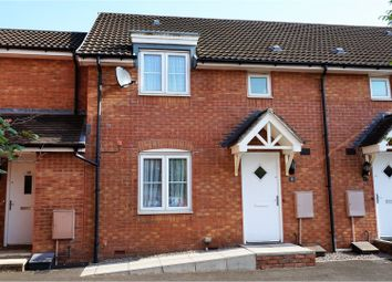 Thumbnail 3 bed terraced house for sale in Seabreeze Drive, Newport