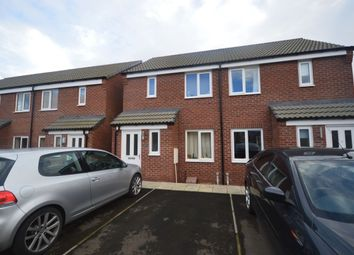 Thumbnail 2 bed property to rent in Crucible Close, North Hykeham, Lincoln