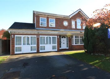 Thumbnail 4 bed property for sale in Kensington Way, Davenham, Northwich