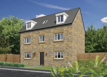 Thumbnail 4 bed detached house for sale in Belgrade Avenue, Chinley, High Peak