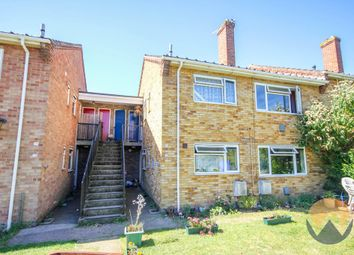 Thumbnail 2 bedroom flat for sale in Bancroft Close, Stoke Holy Cross