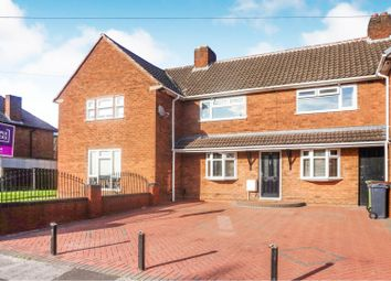 Thumbnail 3 bed terraced house for sale in Hawthorn Road, Walsall