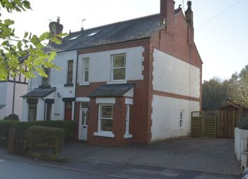 Thumbnail 4 bed semi-detached house for sale in Blakemere Lane, Norley, Frodsham