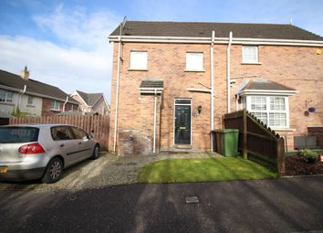 Thumbnail 2 bed town house for sale in Whitethorn Lane, Dromore