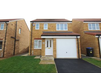 Thumbnail 3 bed detached house for sale in Kielder Drive, The Middles, Stanley