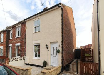 Thumbnail 3 bed semi-detached house for sale in Lucas Road, Colchester