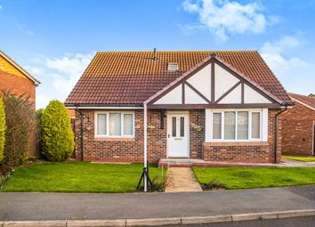 Thumbnail 3 bed detached house for sale in Croft Way, Belford