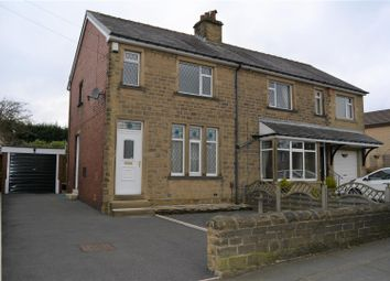 Thumbnail 2 bedroom semi-detached house for sale in Laund Road, Salendine Nook, Huddersfield