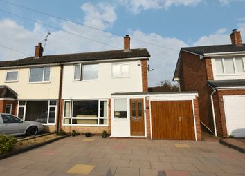 Thumbnail 3 bed semi-detached house for sale in Kingfield Road, Shirley, Solihull