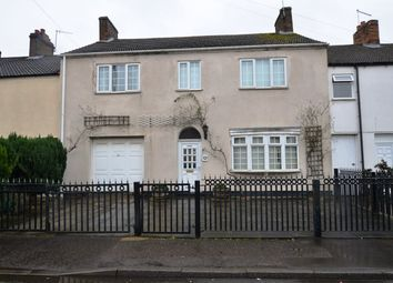 Thumbnail 5 bed terraced house for sale in Highbury Street, Peterborough