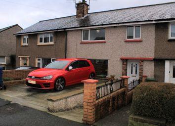 Thumbnail 3 bed terraced house for sale in Lon Eilian, Caernarfon