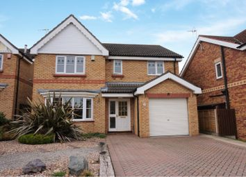 Thumbnail 4 bed detached house for sale in Wisteria Drive, Healing, Grimsby