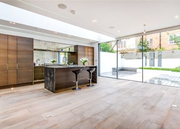Thumbnail 6 bed semi-detached house to rent in Munster Road, Fulham, London