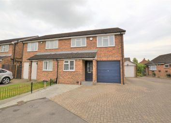 Thumbnail 3 bed semi-detached house for sale in Frays Close, West Drayton