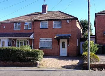 Thumbnail 2 bed semi-detached house for sale in Sussex Avenue, West Bromwich