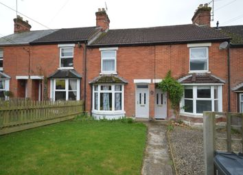 Thumbnail 3 bed terraced house for sale in Old Winton Road, Andover