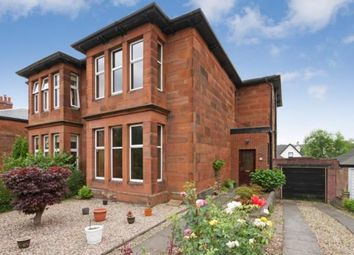 Thumbnail 4 bed semi-detached house for sale in Melrose Avenue, Rutherglen, Glasgow, South Lanarkshire