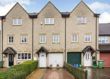 Thumbnail 3 bed town house for sale in Couzens Close, Chipping Sodbury, Bristol