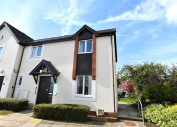 Thumbnail 2 bed semi-detached house for sale in Garden City Way, Chepstow