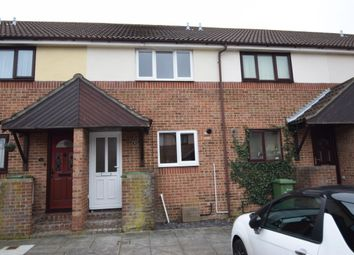 Thumbnail 2 bed terraced house to rent in Osier Close, Portsmouth