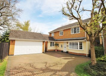 Thumbnail 4 bed detached house for sale in Wolsey Close, Crick
