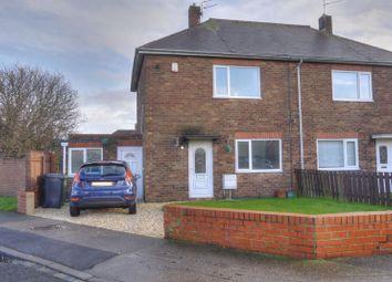 Thumbnail 2 bed semi-detached house for sale in Poplar Grove, Bedlington
