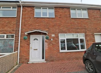 Thumbnail 3 bed terraced house to rent in Mowbray Road, Thorne