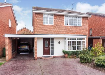 Thumbnail 4 bed detached house for sale in The Flats, Bromsgrove