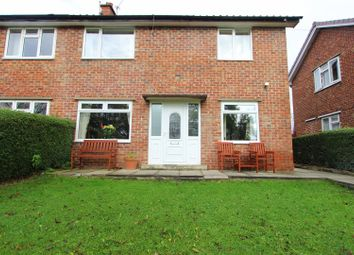 Thumbnail 3 bedroom semi-detached house for sale in Eggleston View, Darlington