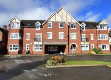 Thumbnail 2 bed flat for sale in Mair Court, 40 Wigginton Road, Tamworth, Staffordshire