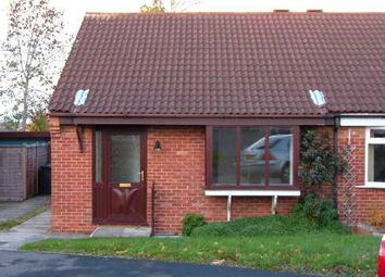 Thumbnail 2 bed semi-detached bungalow for sale in Scholla View, Northallerton