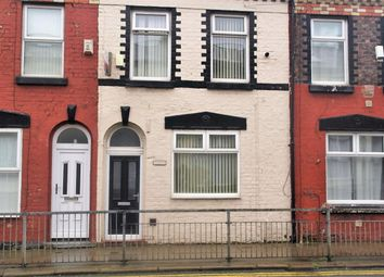 Thumbnail 3 bed terraced house to rent in Oakfield Road, Anfield, Liverpool