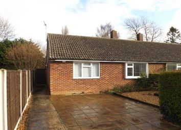 Thumbnail 1 bed bungalow to rent in Sheralds Croft Lane, Thriplow, Royston