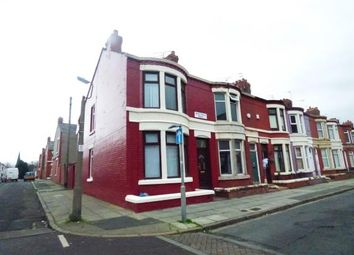 Thumbnail 3 bed terraced house for sale in Westdale Road, Liverpool, Merseyside