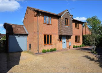 Thumbnail 4 bed detached house for sale in Ash Drive, Brackley