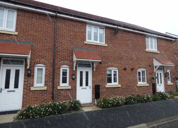 Thumbnail 2 bedroom terraced house to rent in St Davids Mews, Weston, Crewe