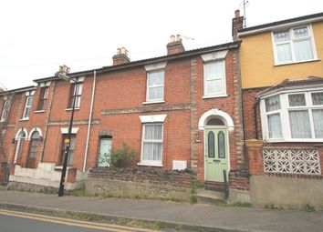 Thumbnail 3 bedroom end terrace house to rent in Portland Road, Colchester