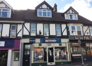 Thumbnail Retail premises for sale in Station Road, New Milton