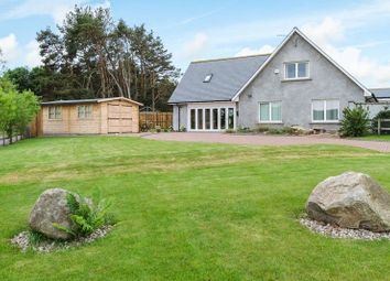 Thumbnail 5 bed detached house for sale in Parkhouse Close, Tarland, Aboyne
