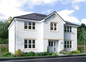 "Thumbnail 5 bedroom detached house for sale in ""Hopkirk"" at Murieston Road, Murieston, Livingston"
