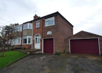 Thumbnail 4 bed end terrace house for sale in Sproatley Road, Preston, Hull