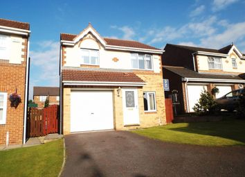 Thumbnail 3 bedroom detached house for sale in Joyce Grove, Peterlee
