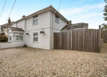 Thumbnail 3 bed semi-detached house for sale in Camelford, Cornwall, England