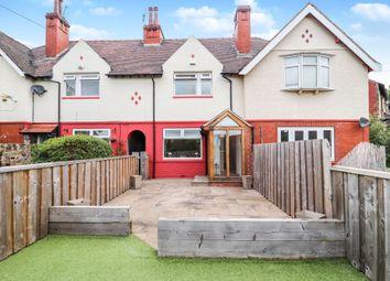 3 bed terraced house for sale in Hillside Avenue, Fartown, Huddersfield HD2