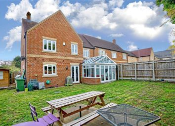 Thumbnail 4 bed semi-detached house for sale in Glebe Close, Bluntisham, Huntingdon, Cambridgeshire