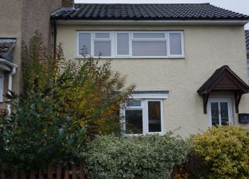 Thumbnail 3 bed semi-detached house to rent in Chells Way, Stevenage