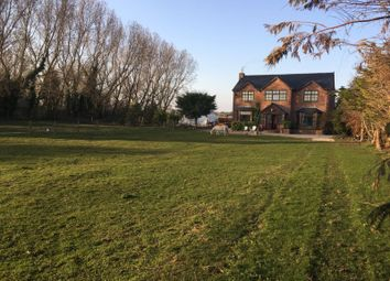 Thumbnail 5 bed detached house for sale in Jacksmere Lane, Scarisbrick, Southport