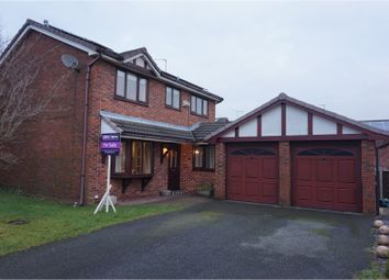 Thumbnail 4 bed detached house for sale in Playfair Close, Hopwood