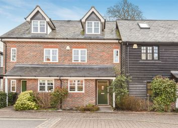 Thumbnail 3 bed end terrace house to rent in Micheldever Station, Winchester, Hampshire